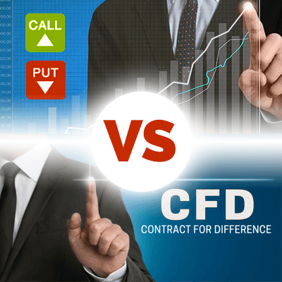 Binary options vs cfd