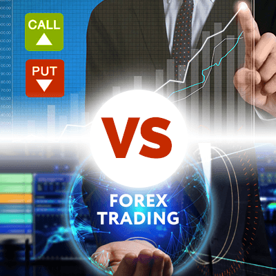 Binary vs Forex
