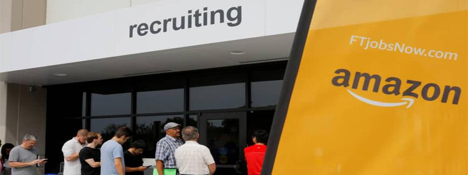 Amazon to Add 30,000+ Jobs, Holds Career Day Next Week