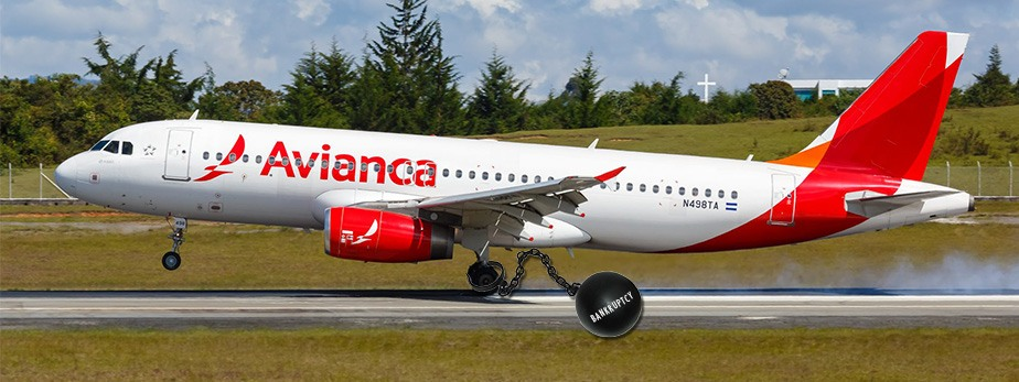 Avianca Holdings Files Chapter 11 as The Airline Fails to Find Bailout