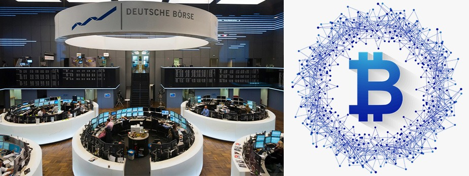 First Bitcoin ETP to be Traded on XETRA, at The Deutsche Boerse