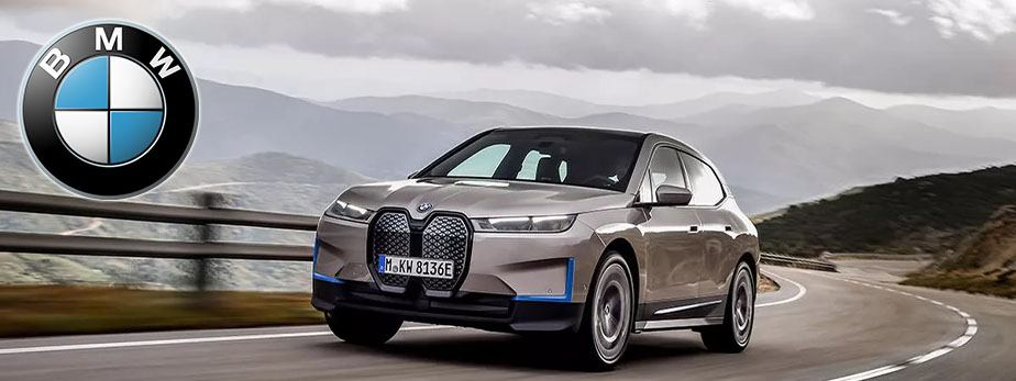 BMW 'All in' Electric Cars With The 2022 iX; Its First Long-Range EV