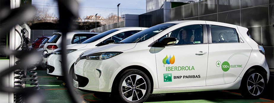 BNP Paribas And Iberdrola to Launch Electric Vehicle Renting