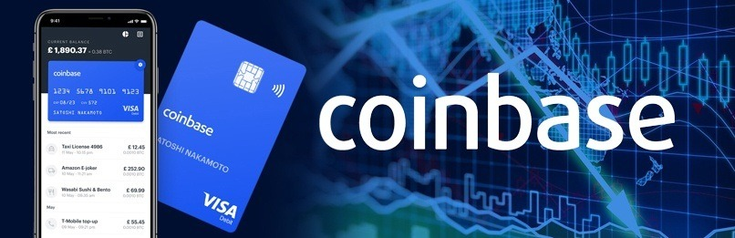 Coinbase Launches VISA Debit Card in UK