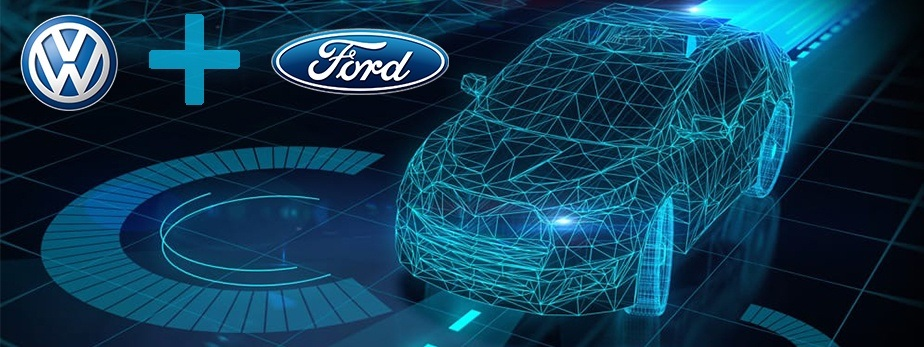 Ford Partners With Volkswagen to Use Its Electric Car Technology