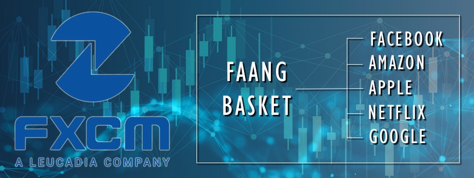 FXCM Launches Six New Stock Baskets; Adds to Forex And Crypto