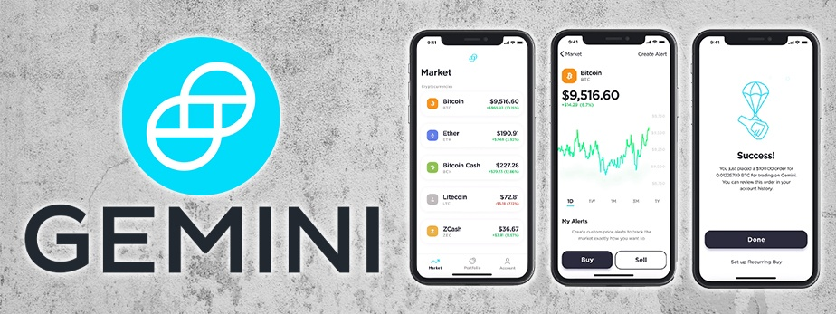 Gemini Crypto Launches Support For HKD, AUD, And CAD Fiats