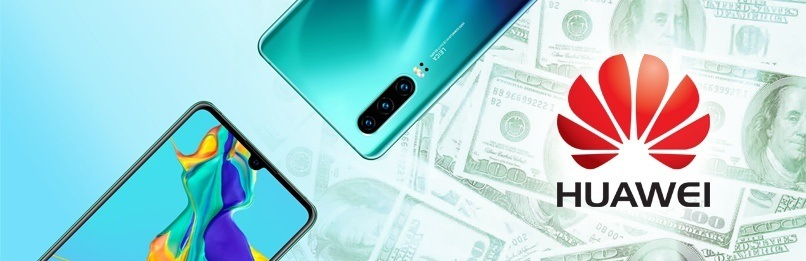 Huawei Launches P30 Smartphone, Revenue Hits $100M