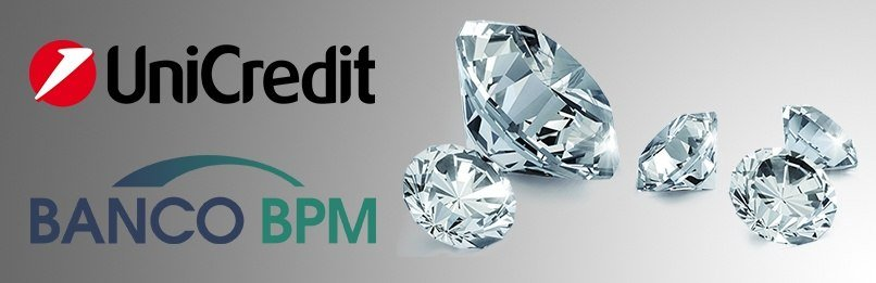 UniCredit And Banco BPM Face Allegations in Diamond Scandal