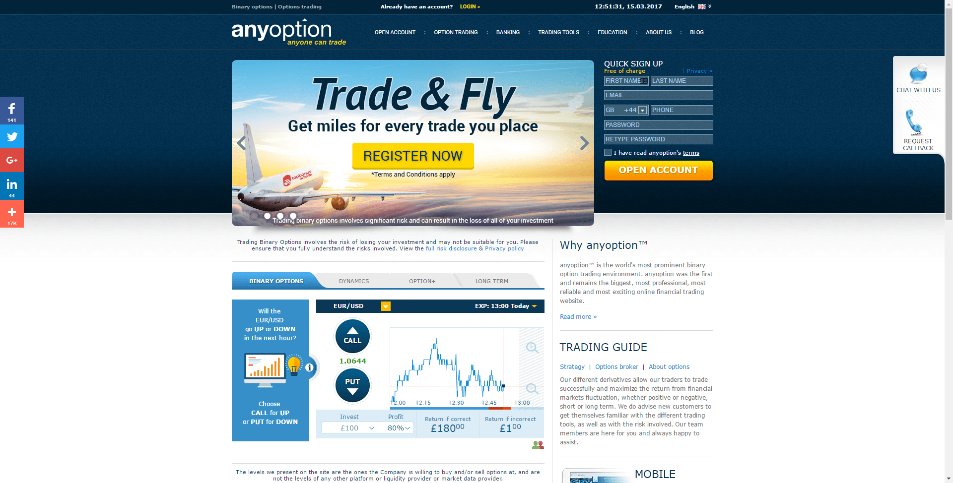 preferred binary options reviews