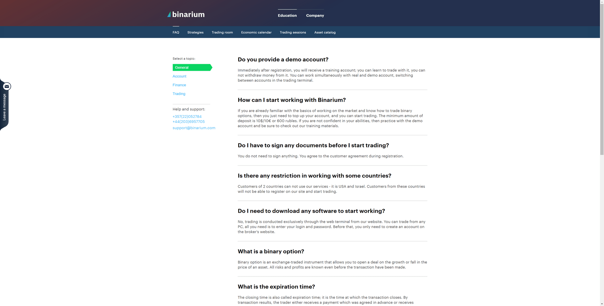 Binarium Review 2019 - Scam Broker? + Demo & Bonus Info!