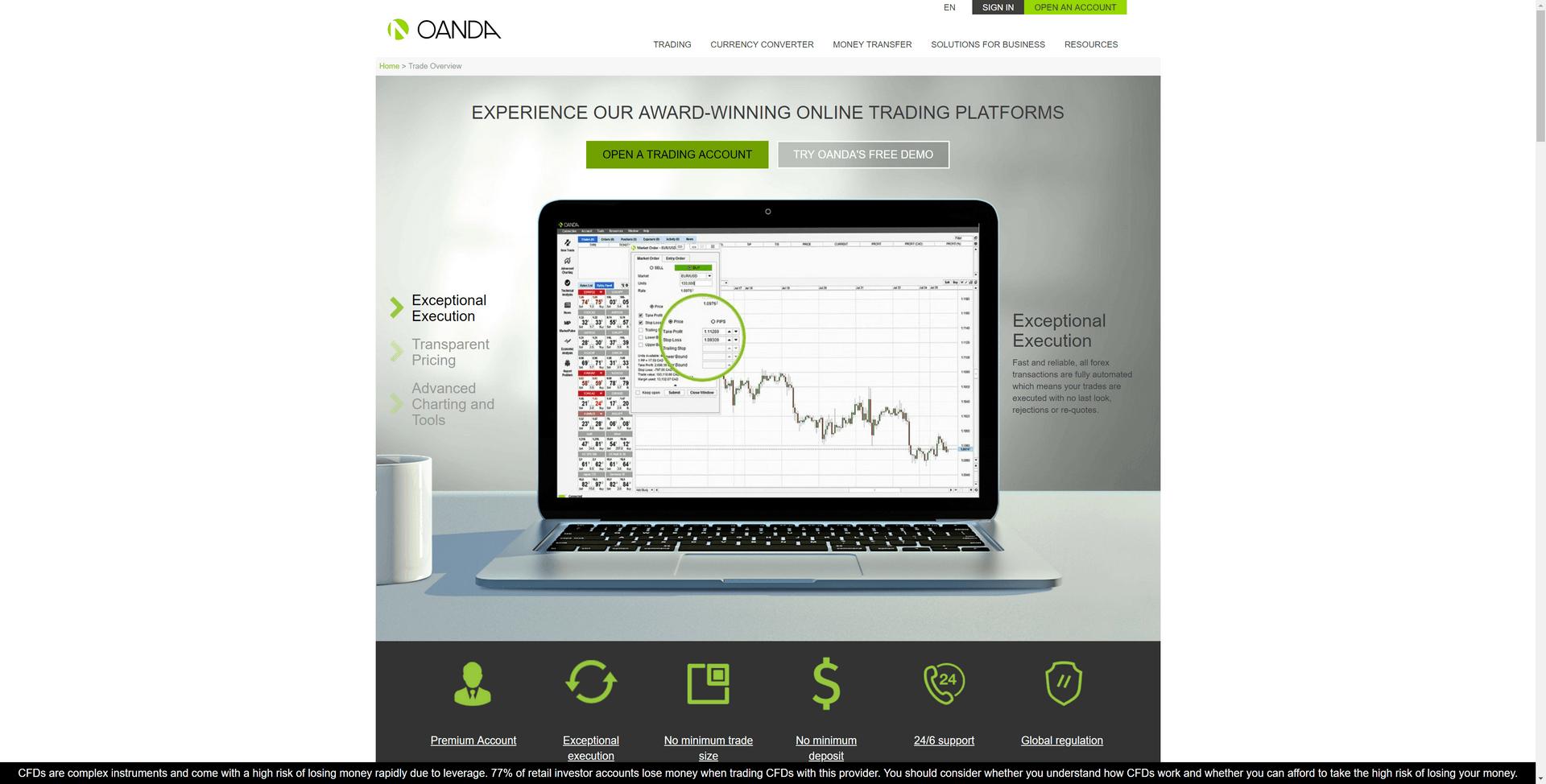 OANDA Review2019 - Scam Broker? + Demo & Bonus Info!