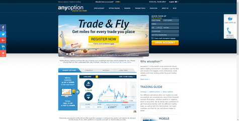 Binary options brokers united states